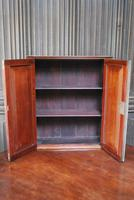Antique mahogany hanging cabinet (5 of 7)