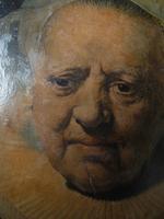 Oval Gilt Framed Portrait After Rembrandt (5 of 6)