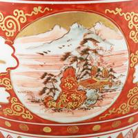 Japanese Kutani Porcelain Vase (6 of 8)