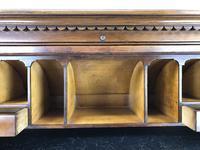Edwardian Cylinder Roll Top Bureau Desk (9 of 13)