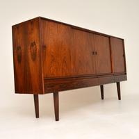 Danish Rosewood Vintage Sideboard by V&S Mobler (5 of 14)