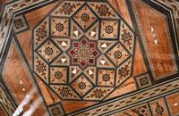 Pair of Damascan Chairs Inlay Arabic Syrian Interiors c.1920 (7 of 12)