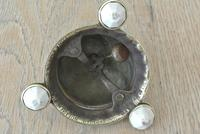 Rare Wilsons Patent 1884 Brass Counter Bell by William Tonks & Sons (5 of 8)
