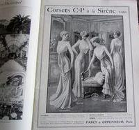 1910 Figaro Illustre Original French Journal. Unusual Poster Size Prints (4 of 4)