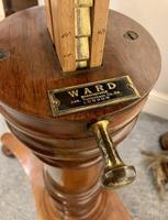 Victorian Mahogany Adjustable Reading Table by Ward (16 of 16)