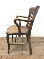 Early 20th Century Desk Chair (7 of 11)