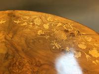 Victorian Walnut Coffee Table (2 of 7)