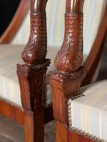 Splendid Pair of Empire Armchairs (5 of 19)