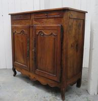 Antique Fruitwood Buffet Sideboard (2 of 13)
