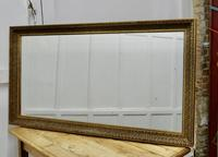 A 19th Century French Large Gilt Mirror (8 of 8)