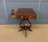 Mahogany Lamp Table (16 of 17)