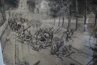 Heroic Highlander, WW1 Drawing (4 of 8)