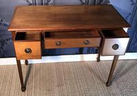 Mahogany Hall Table (6 of 8)