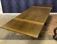 Extending Oak  Dining Table (5 of 9)