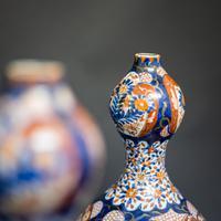 Pair of 19th Century Imari Vases (4 of 8)