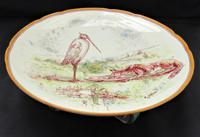 Emile Lessore for Wedgwood, Aesop's Fable Table Compote, 1865 - The Fox & The Stork (9 of 9)