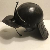 English Civil war New Army Lobster pot Helmet (3 of 10)