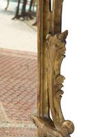 George III Style Carved Giltwood Mirror (4 of 6)