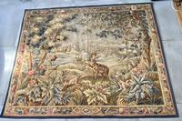 Large 19th Century Tapestry (4 of 5)