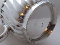 1908 Hallmarked Solid Silver 1/2 Pint Tankard Christening Mug 205g by W Hutton (7 of 10)