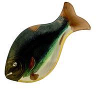 Large Victorian English Majolica Fish Serving Platter c.1875 (6 of 8)