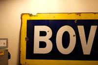 Large Antique Bovril Vitreous Enamel Sign (13 of 13)