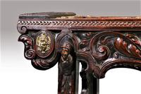 Late 19th Century European Carved Table (3 of 5)