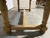 Large Rustic French Farmhouse Dining Table (11 of 18)