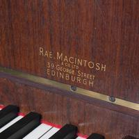 Mahogany Upright Piano by Bechstein, Berlin (4 of 14)