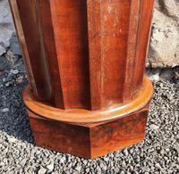 Fine un-touched Corinthian Column Bedside (6 of 6)