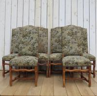 Set of Six French Os De Mouton Dining Chairs (9 of 9)
