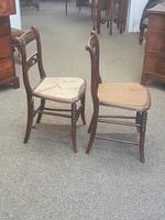 Pair of Brass Inlaid Chairs (2 of 9)