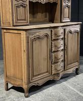 French Bleached Oak Farmhouse Kitchen Dresser (3 of 26)
