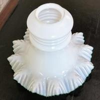 Stunning French Art Deco Glass Lightshade from a Bristol Picture House (2 of 6)