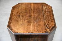 Early 20th Century Oak Coffee Table (2 of 8)