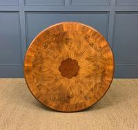 Burr Walnut Centre Table by Waring & Gillow (7 of 10)