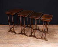Regency Nest of Tables Antique Circa 1920 (7 of 8)