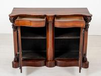 Good Victorian Rosewood Side Cabinet (5 of 8)