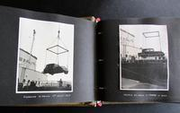 1940's Photograph Album of Motor Travels  in France Post  WW2 150 + Images (3 of 8)