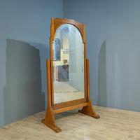 Art Deco Style Cheval Mirror