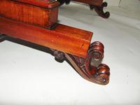 Scottish Late Regency Mahogany Writing Table (7 of 8)