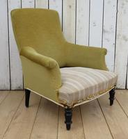 Antique Napoleon III French Chair (2 of 8)