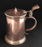 Arts & Crafts Copper Tankard (3 of 5)