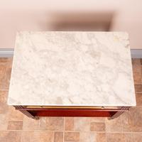 Pair of French Marble Topped Tables (3 of 14)