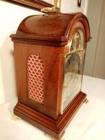 Ting-Tang, W&H  Mahogany Mantel / Bracket Clock (4 of 8)