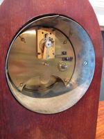 Antique Sheraton Inlaid Dent of London Mantel Clock (6 of 7)