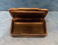 Victorian Horn & Tortoiseshell Snuff Box (13 of 13)