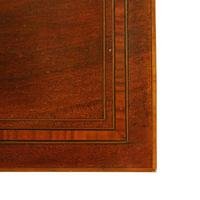 Edwardian Mahogany Lamp Table (6 of 7)