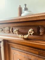 French Antique Sideboard / Buffet / French Walnut Buffet (8 of 10)