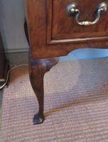 George I Period Figured Walnut Chest on Stand (11 of 12)